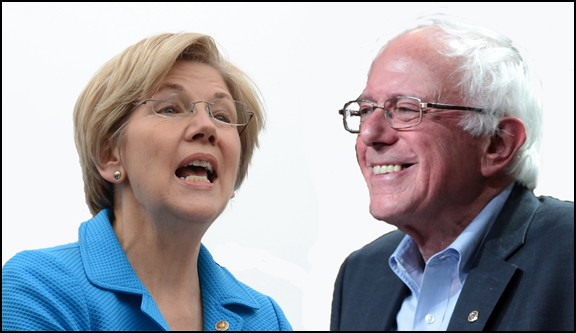 What Sanders Really Said to Warren