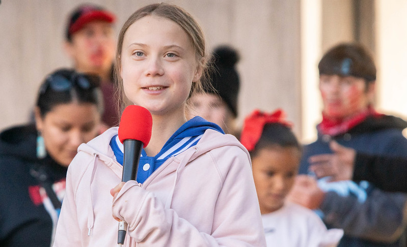 Poem for Greta Thunberg